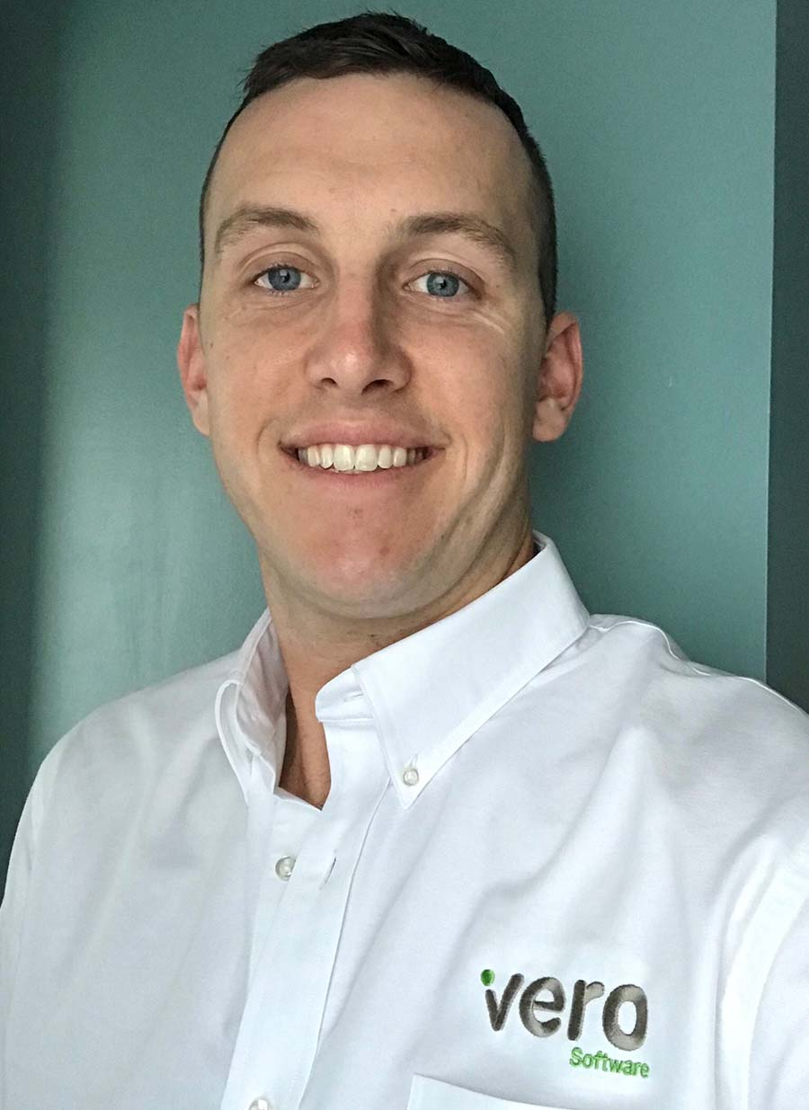 Vero Software Hires New Northeast Account Manager Sam